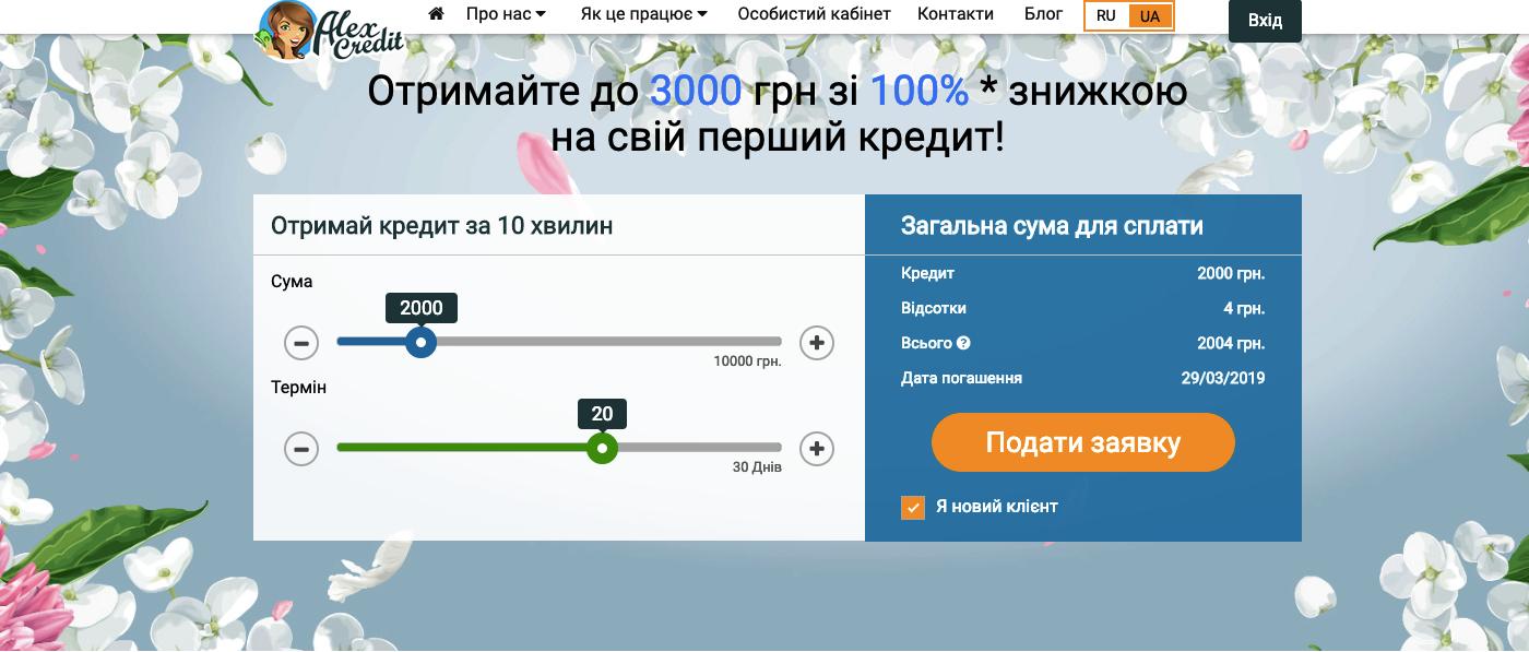 AlexCredit - krediti24.com.ua