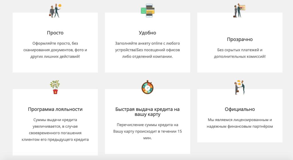 GloriaFin - krediti24.com.ua